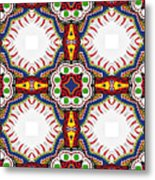 Kaleidoscopic Eyes Metal Print