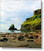Landscape Nature Art Metal Print