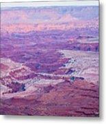 Canyonlands National Park Utah Metal Print