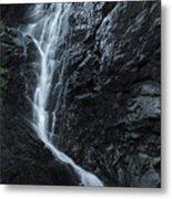 Cedar Creek Falls In Mount Tamborine Metal Print