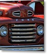 Classic Ford Pickup Metal Print