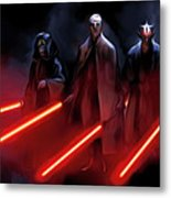 Collection Star Wars Poster Metal Print