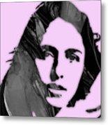 Joan Baez Collection Metal Print
