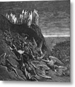 Milton: Paradise Lost Metal Print