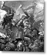 Warhammer Metal Print