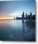 1415 Chicago Metal Print