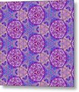 Arabesque 086 Metal Print