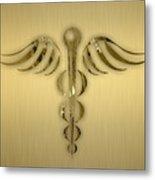 Doctors Collection Metal Print