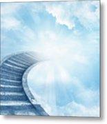 Stairway To Heaven 5 Metal Print