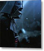 Star Wars Episode 6 Art Metal Print