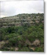 Texas Scenic Landscape Metal Print
