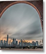 15 Years Later  Archway Of Rememberance Metal Print