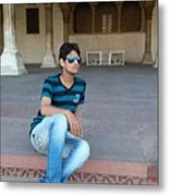 Harpal Singh Jadon Metal Print