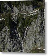 150529-lakeanntrail Metal Print