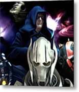 2 Star Wars Art Metal Print