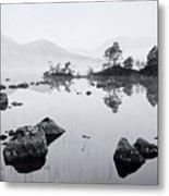 Lochan Na H-achlaise Metal Print