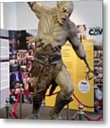 New Zealand - Azog, Lord Of The Rings Metal Print