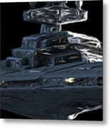 Wars Star Art Metal Print