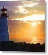 Landscape Pictures Nature Metal Print
