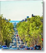 16th Street Northwest Metal Print
