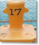 17 At Navy Pier Metal Print