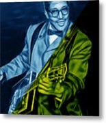 Bo Diddley Collection Metal Print