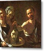 Caravaggio   Metal Print