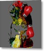Muhammad Ali Collection Metal Print