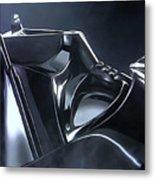 Star Wars At Art Metal Print