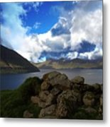 The Faroe Islands  Metal Print