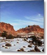 Capitol Reef National Park Metal Print