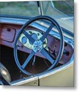 1743.032 1930 Mg Steering Metal Print