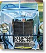 1743.037 1930 Mg Grill Metal Print