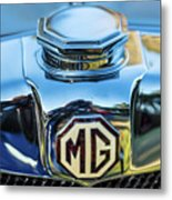 1743.040 Logo 1930 Mg Metal Print