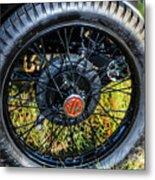 1743.051 1930 Mg Wheel Metal Print