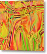 1788 Abstract Thought Metal Print