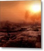 Fine Art Landscape Metal Print