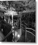Onondaga Cave Formations Metal Print