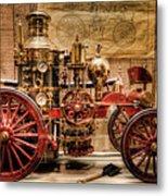 1870 Lafrance Metal Print