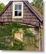 1890s Pinapple House Metal Print