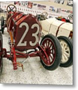 1907 Itala Gran Prix Race Car Metal Print
