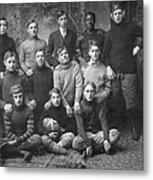 1908 Football Team Metal Print
