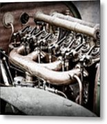 1910 Benz 22-80 Prinz Heinrich Renn Wagen Engine -1702ac Metal Print