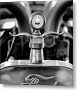 1923 Ford Hood Ornament 2 Metal Print