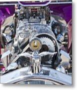 1923 Ford T-bucket Engine Metal Print