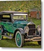 1923 Studebaker Big Six Touring Car Metal Print