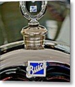 1926 Buick Boyce Motometer Metal Print