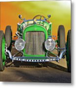1926 Ford Model T 'dry Lakes' Roadster Viii Metal Print