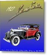 1927 Lasalle Metal Print