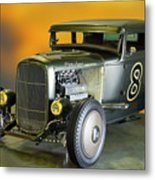1930-31 Ford 'lakester' Coupe II Metal Print